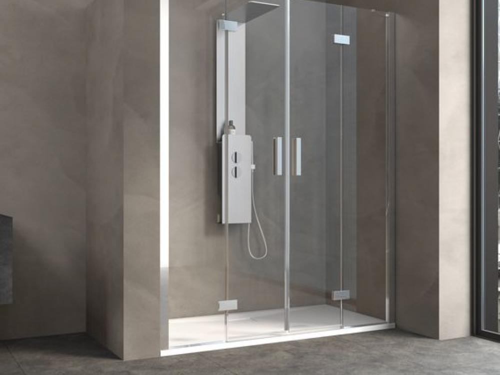 Installation de paroi de douche - Entreprise Pierrel 88100 Taintrux (27)