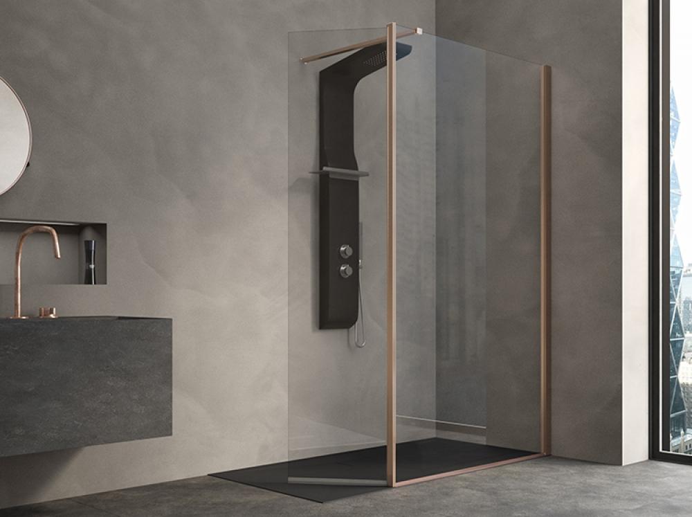 Installation de paroi de douche - Entreprise Pierrel 88100 Taintrux (37)