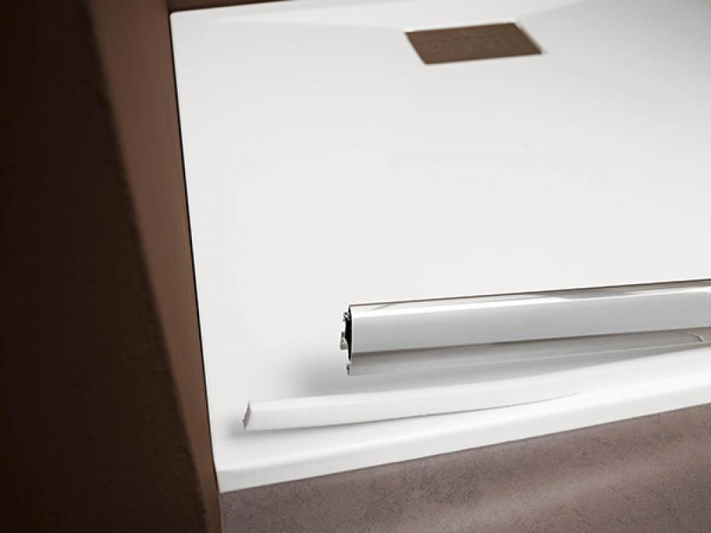 Installation de paroi de douche - Entreprise Pierrel 88100 Taintrux (49)