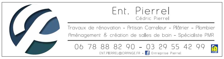 Entreprise Pierrel - 88100 Taintrux.
